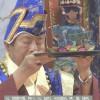 (快訊10月23日)蓮生法王主壇大威德金剛護摩 大威德金剛發威 殲滅四千惡鬼
