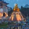 聖尊蓮生活佛歷年真佛宗道場巡禮--中觀堂「中正紀念堂」