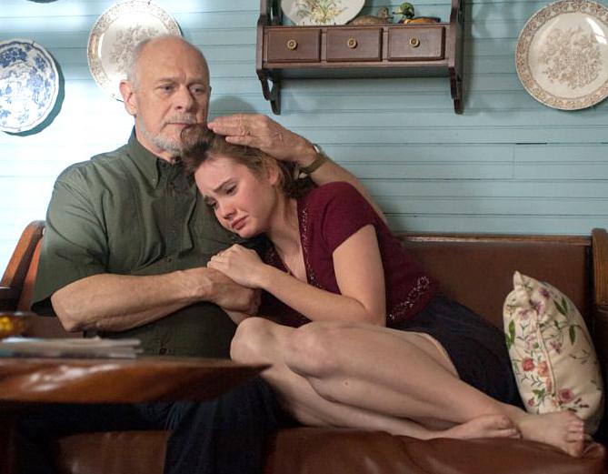愛情片《有你生命最完整》10月17日北美上映。Gerald McRaney、Liana Liberato。p1026-a1-12
