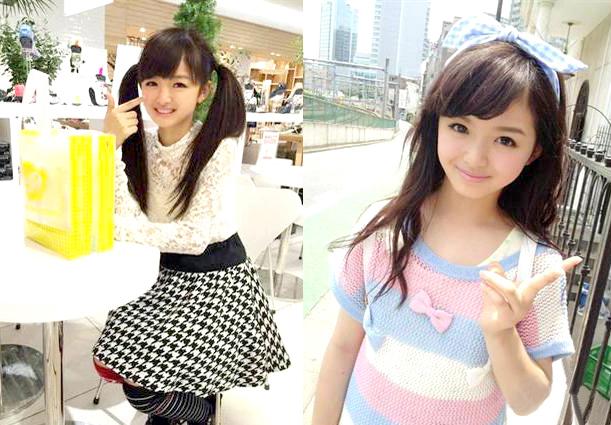 日本13歲時尚教主。2001年於東京出生的關RION,是在日本小學生間是有著超高人氣的美少女,她是小學女生時尚雜誌的專屬模特兒,小臉蛋高個子的天生模特身材,和專業的穿衣搭配,使得她成為不少女生的穿搭範本,是不少追求時尚小女生的偶像。p1033-a5-02c